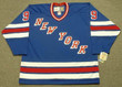 BOBBY HULL New York Rangers 1981 Away CCM NHL Vintage Throwback Jersey - FRONT