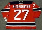 SCOTT NIEDERMAYER New Jersey Devils 2003 Away CCM NHL Vintage Throwback Jersey