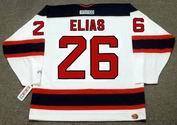 PATRIK ELIAS New Jersey Devils 2006 Away CCM NHL Vintage Throwback Jersey