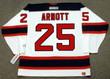 JASON ARNOTT New Jersey Devils 1998 Home CCM NHL Vintage Throwback Jersey - BACK