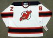 BRIAN RAFALSKI New Jersey Devils 2003 Home CCM NHL Vintage Throwback Jersey - FRONT