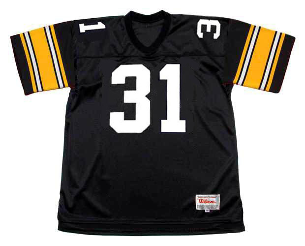 DONNIE SHELL Pittsburgh Steelers 1979 Throwback Home NFL Football Jersey