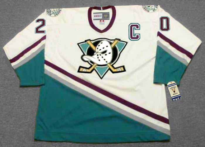 mighty ducks jersey