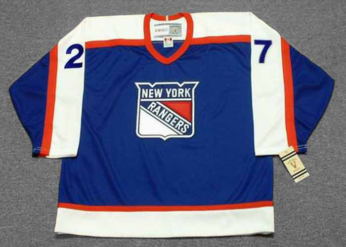 b74f8f446f0 ALEX KOVALEV New York Rangers 2003 CCM Vintage Throwback NHL Hockey Jersey  - BACK. See 4 more pictures