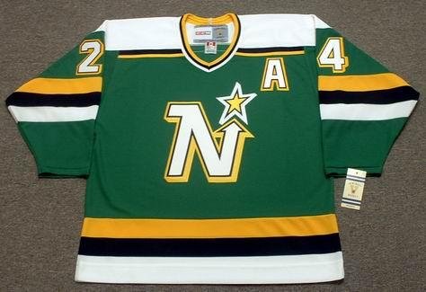 ... new zealand mark tinordi minnesota north stars 1989 ccm vintage  throwback nhl jersey custom throwback jerseys 880e27dce