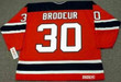 MARTIN BRODEUR New Jersey Devils 2003 Away CCM Throwback NHL Hockey Jersey - BACK