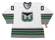 HARTFORD WHALERS 1990's Home CCM Customized Throwback Jersey - FRONT