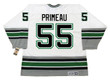1996 Home CCM KEITH PRIMEAU Hartford Whalers Hockey Jersey - BACK