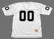 OAKLAND RAIDERS 1970's Away Throwback NFL Customized Jersey - FRONT