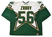 SERGEI ZUBOV Dallas Stars 1999 Home CCM Throwback NHL Hockey Jersey - BACK