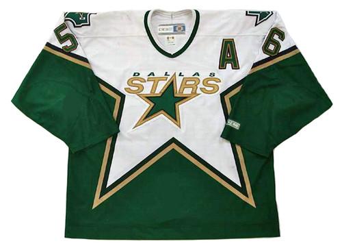 SERGEI ZUBOV Dallas Stars 1999 Home CCM Throwback NHL Hockey Jersey - FRONT