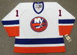 DARIUS KASPARAITIS New York Islanders 1993 Home CCM Vintage Throwback Hockey - FRONT