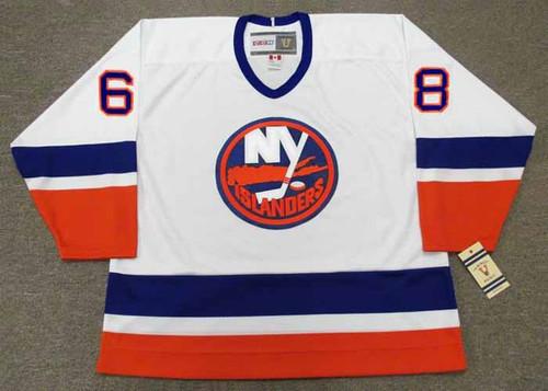 ZIGMUND PALFFY New York Islanders 1993 Home CCM Vintage Throwback Hockey - FRONT