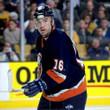 NEW YORK ISLANDERS 2002 Away CCM Throwback Customized NHL Hockey Jersey - ACTION