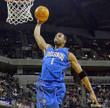 TRACY McGRADY Orlando Magic 2003 Away Reebok Authentic Throwback NBA Jersey - ACTION