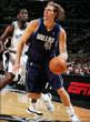 DIRK NOWITZKI Dallas Mavericks 2003 Away Reebok Throwback NBA Jersey - ACTION