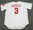 BRYCE HARPER Philadelphia Phillies Home Majestic Baseball Jersey - BACK