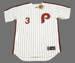BRYCE HARPER Philadelphia Phillies 1980's Majestic Throwback Home Baseball Jersey - FRONT