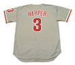 BRYCE HARPER Philadelphia Phillies Away Majestic Baseball Jersey - BACK