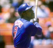 Andre Dawson Chicago Cubs Majestic MLB Throwback Alternate Jersey - ACTION