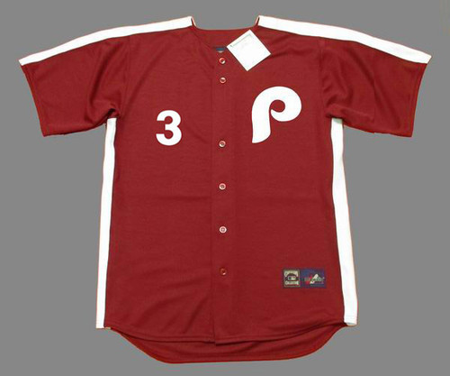BRYCE HARPER Philadelphia Phillies 1979 Majestic Throwback Baseball Jersey - FRONT