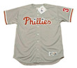 ROY HALLADAY Philadelphia Phillies 2010 Away Majestic Throwback Baseball Jersey - FRONT