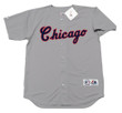 CHICAGO WHITE SOX 1980's Away Majestic Throwback Baseball Jersey - FRONT