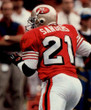 DEION SANDERS San Francisco 49ers 1994 Throwback Home NFL Football Jersey - ACTION