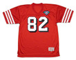 JOHN TAYLOR San Francisco 49ers 1994 Throwback Home NFL Football Jersey - FRONT
