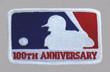 RALPH GARR Atlanta Braves 1969 Away Majestic Throwback Baseball Jersey - MLB CREST