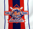 PETE ALONSO New York Mets 1986 Home Majestic Throwback Baseball Jersey - SLEEVE CREST