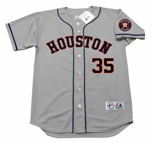 JUSTIN VERLANDER Houston Astros Majestic Away Baseball Jersey - FRONT