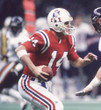 STEVE GROGAN New England Patriots 1984 Throwback Home NFL Football Jersey - ACTION