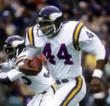 CHUCK FOREMAN Minnesota Vikings 1977 Away Throwback NFL Football Jersey - ACTION