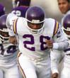 AHMAD RASHAD Minnesota Vikings 1979 Away Throwback NFL Football Jersey - ACTION