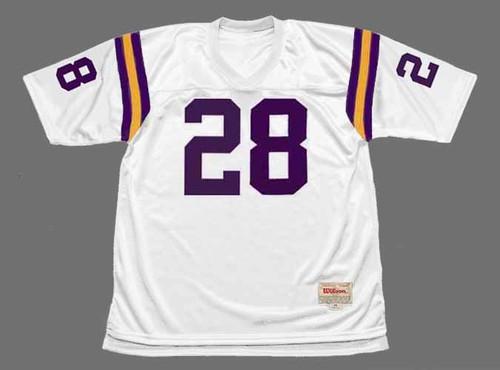 AHMAD RASHAD Minnesota Vikings 1979 Away Throwback NFL Football Jersey - FRONT