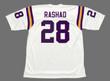 AHMAD RASHAD Minnesota Vikings 1979 Away Throwback NFL Football Jersey - BACK