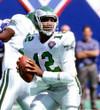 RANDALL CUNNINGHAM Philadelphia Eagles 1994 Throwback Away NFL Football Jersey - ACTION
