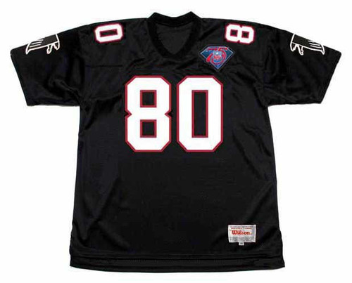 ANDRE RISON Atlanta Falcons 1994 Home Throwback NFL Football Jersey - FRONT