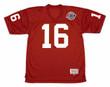 JAKE PLUMMER Arizona Cardinals 1998 Throwback Home NFL Football Jersey - FRONT