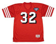 RICKY WATTERS San Francisco 49ers 1994 Throwback Home NFL Football Jersey - FRONT
