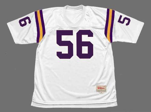 CHRIS DOLEMAN Minnesota Vikings 1990 Away Throwback NFL Football Jersey - FRONT