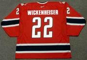 HALEY WICKENHEISER 2002 Team Canada Nike Olympic Throwback Hockey Jersey - BACK