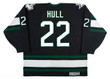 BRETT HULL Dallas Stars 1998 Away CCM Throwback NHL Hockey Jersey - BACK