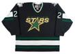 BRETT HULL Dallas Stars 1998 Away CCM Throwback NHL Hockey Jersey - FRONT