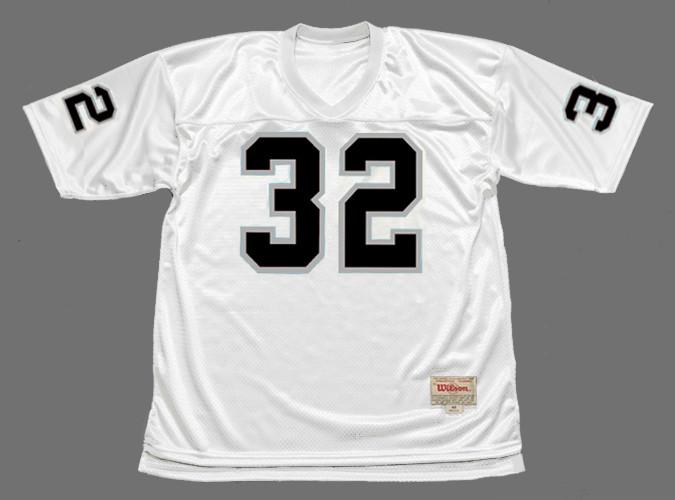 JACK TATUM Oakland Raiders 1976 Away Throwback NFL Football Jersey