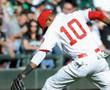 ALEXEI RAMIREZ Chicago White Sox 1970's Majestic Throwback Baseball Jersey - ACTION