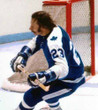 EDDIE SHACK Toronto Maple Leafs 1973 CCM Vintage Throwback NHL Hockey Jersey - ACTION