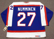 TEPPO NUMMINEN Winnipeg Jets 1989 Away CCM Throwback NHL Hockey Jersey - BACK