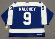 DAN MALONEY Toronto Maple Leafs 1978 Away CCM Throwback Hockey Jersey - BACK